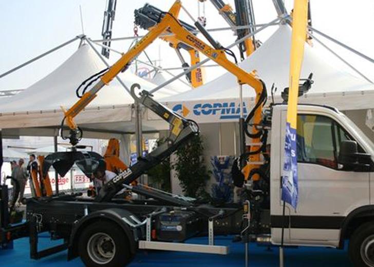 Copma Cranes
